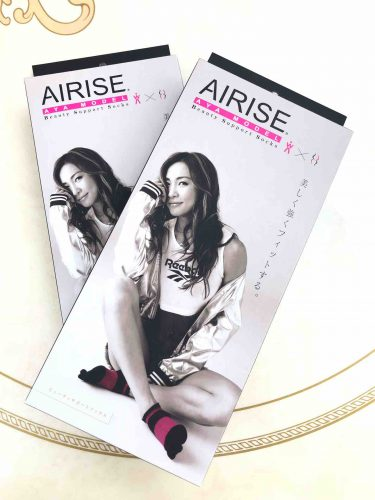 AIRISE AYA MODEL(エアライズアヤモデル)