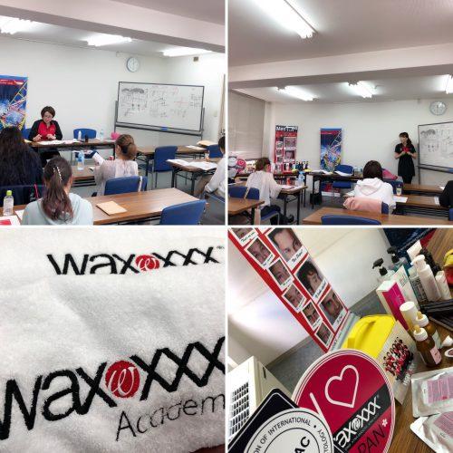 wax xxxスクール