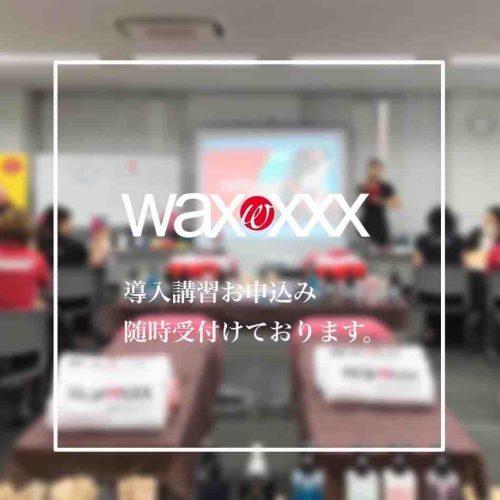 waxxxx導入スクール京都